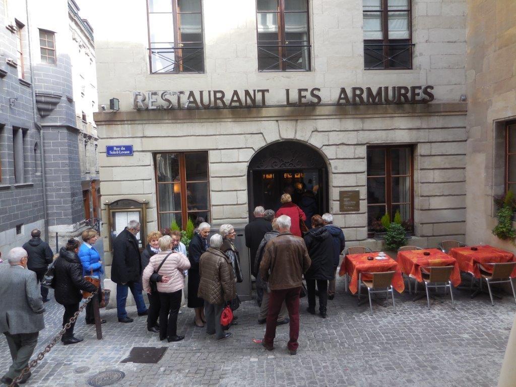 Voyage à Genève 12/10/2016