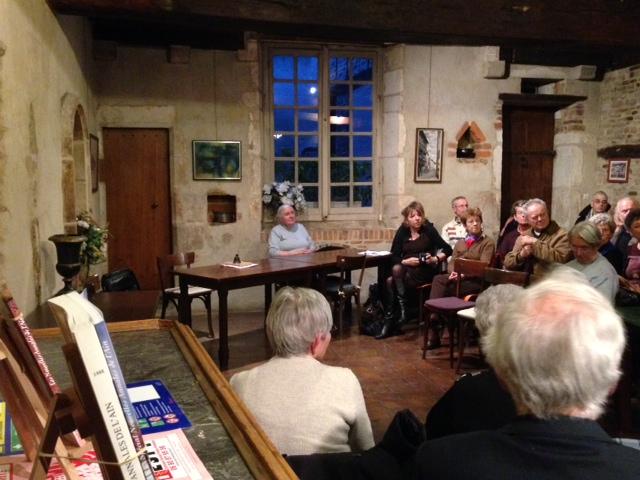 Dimanche 22 Décembre 2013 - Conférence et Concert de Carillon