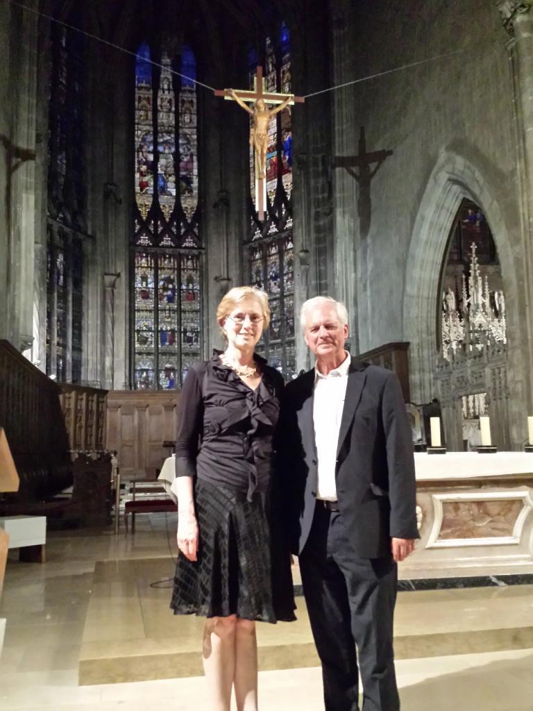 Jan VAN MOL et Christel DE MEULDER - Concert du 07/07/15
