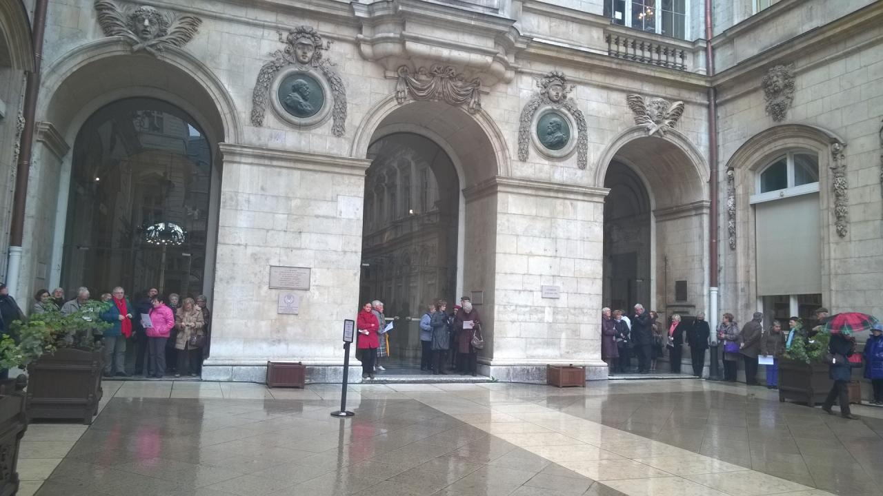 Voyage à Lyon 15/10/15