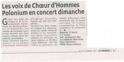 Concert Dimanche